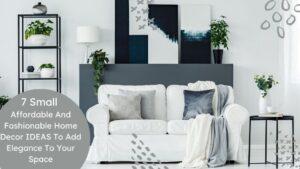 Home decor ideas - sovereign architects